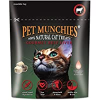 Pet Munchies - Snacks gourmet de hígado de ternera para gatos