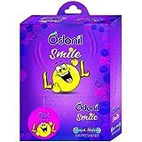 Odonil Smile Lol Bathroom and Car Freshener - 10 g (Pack of 6)