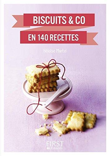 Petit livre de - Biscuits & co en 140 recettes (Le petit livre) par Héloïse MARTEL