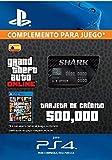 Grand Theft Auto Online - GTA V Cash Card | 500,000 GTA-Dollars | Cód