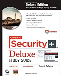 CompTIA Security+ Deluxe Study Guide Recommended Courseware: Exam SY0-301 by Emmett Dulaney (2011-07-05)