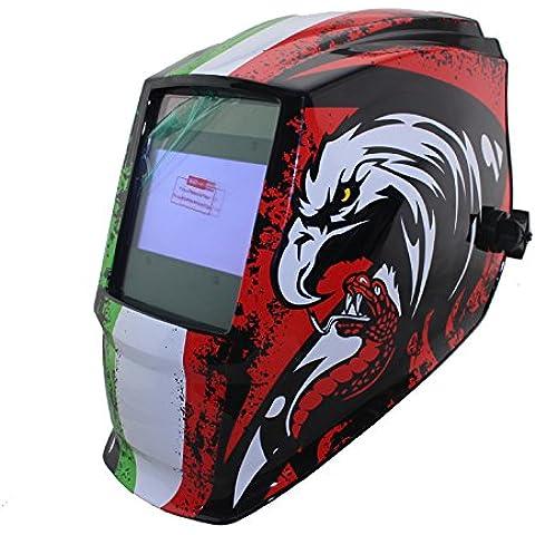 Eagle Big view eara de prueba de Solar de soldar soldador TIG y MIG MAG de desbaste para gorra casco máscara de seguridad para soldar