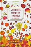 Confitures, compotes, chutneys et friandises