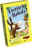 HABA 4936 - Kinderspiel - Tierisch Rabatz