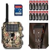 Kit promotionnel pour photographier la vie sauvage: dörr snapShot mobile platine 5.1 iR avec boitier en métal inclus.