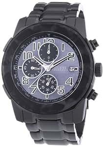 Guess Herren-Armbanduhr XL Chronograph Quarz Edelstahl W22522G1