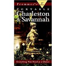 Frommers Portable Charleston & Savannah