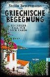 Griechische Begegnung: Kommissar Nick Zakos ermittelt (Nick-Zakos-Krimi, Band 2) - Stella Bettermann