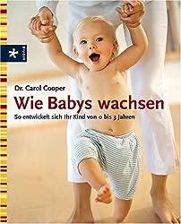 Wie Babys wachsen: So entwickelt sich Ihr Kind von 0 bis 3 Jahren