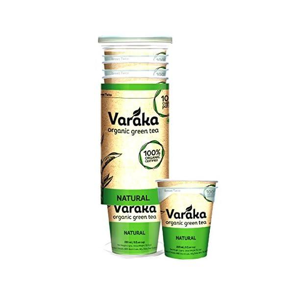 Varaka Organic Green Tea