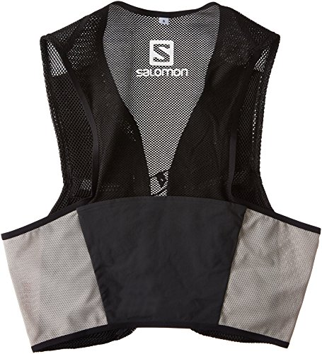 Salomon S-Lab Sense 2 Set Corsa Gilet - AW17 Black