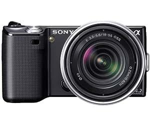 Sony NEX-5K/B Appareil Photo Numérique Compact 14.2 Mpix Noir