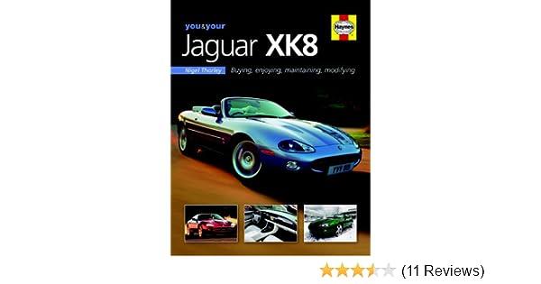 You and Your Jaguar XK8: Buying, Enjoying, Maintaining