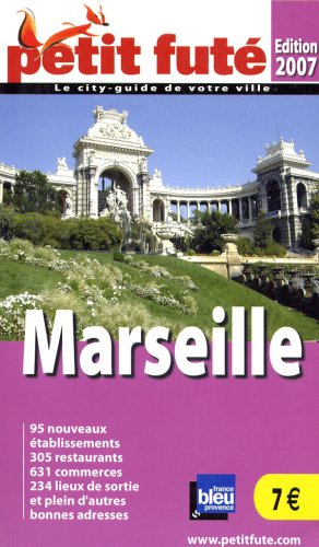 Petit Futé Marseille par Dominique Auzias, Collectif