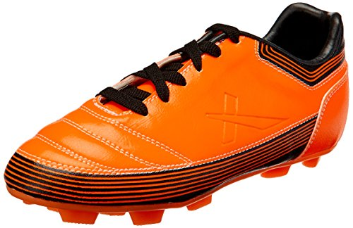 Vector X Chaser-II Football Shoes, Size 10 (Orange)