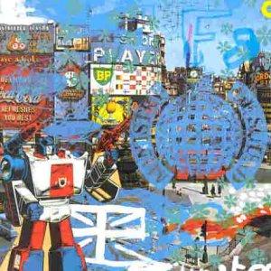 Derek Dahlarge Presents Fsuk [Vinyl LP] Derek Boot