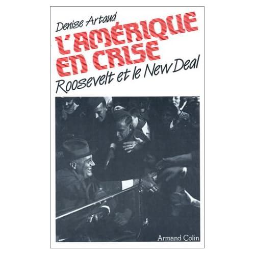 L'Amérique en crise : Roosevelt et le New Deal