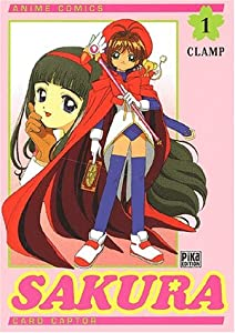 Card Captor Sakura - Anime Comics Edition simple Tome 1