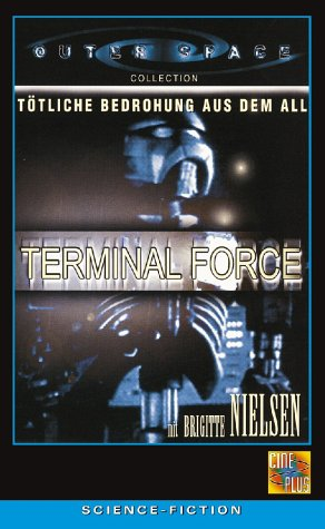 Terminal Force [VHS]