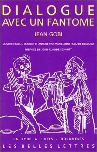 Dialogue avec un fantôme par Jean Gobi