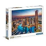 """Clementoni 31814"""" jachtha-Dubai-Puzzel 1500 delen-High Quality Collection"""