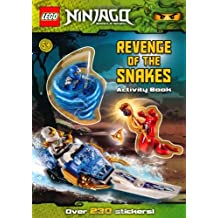 Lego Ninjago: Revenge of the Snakes Sticker Activity by NA (2012-05-03)