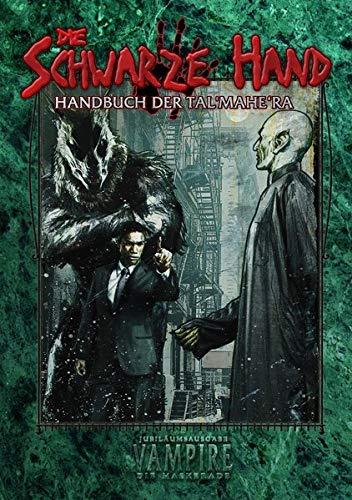 de Die Schwarze Hand (V20) (Vampire: Die Maskerade (V20) / Jubiläumsausgabe) ()