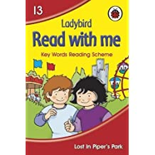 Read With Me Lost in Piper's Park by Ladybird (2011-03-03)