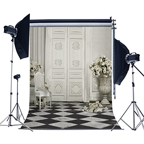 Generic 5 x 7ft Vintage interior vinilo azulejos pared Photography Photo Studio