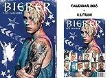 Justin Bieber calendario 2018+ Justin Bieber portachiavi