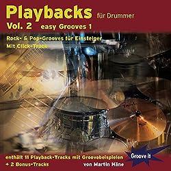 Playbacks für Drummer Vol.2 - Anfänger CD zum üben für Schlagzeug Drumset Drums