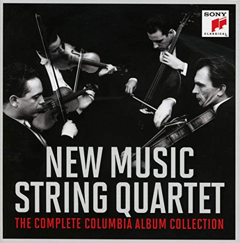 New Music String Quartet - The Complete Columbia Collection