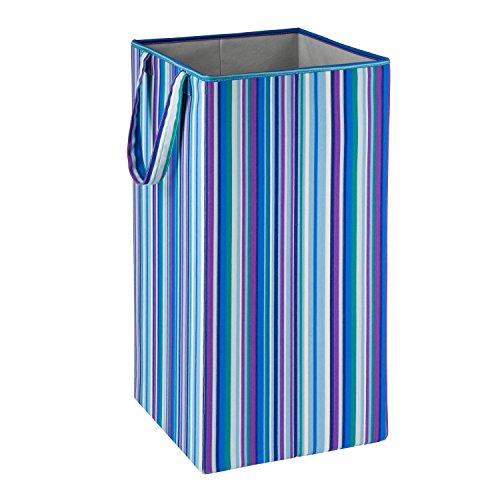 honey-can-do-hmp-01134-cesto-per-la-biancheria-rettangolare-con-maniglie-tessuto-blu-6604x3175x254-c
