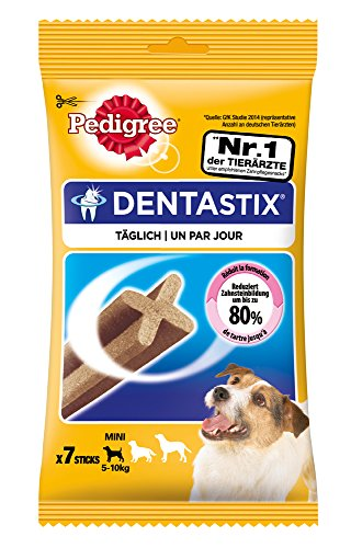 Pedigree-Dentastix-Dental-Dog-Chews-Small-Dog-Pack-of-10-Total-10-x-7-Sticks