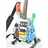 Mini réplique de guitare-cadeau miniature pour amateurs de musique RHCP