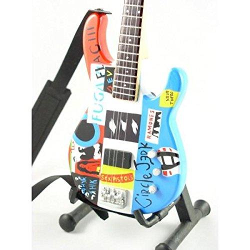 red-hot-chili-pepper-miniatura-guitar-pulgas-bass-de-fender-modulo-de-perro-replica-de-madera-25-cms