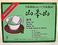 Yamamotoyama Green Tea, 16-Count