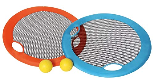 alldoro 60040 Beach Volley & Super Disc, Mehrfarbig -