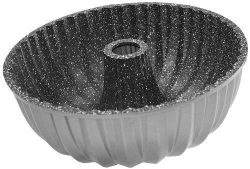 STONELINE  Gugelhupf Backform 24,5 cm, antihaft Original Bundt Pan