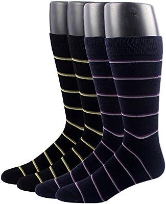 RioRiva Calcetines Cortos Para Hombre Vestir/Casual O Trabajar 100% AlgodóN En Caja Asuntos Comerciales