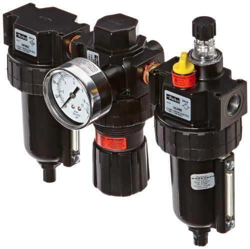 parker-16a28b18a4bc-close-nippled-three-piece-filter-regulator-lubricator-3-8-npt-metal-bowl-with-si
