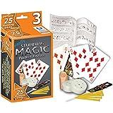 Hanky Panky Stunning Pocket Magic Collection with 25 Magic Tricks (Set 3)