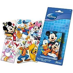 Mickey Mouse - Baraja infantil con 40 cartas (Naipes Heraclio Fournier F24208)