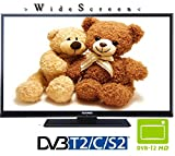 Telefunken L28H275X4 LED TV Fernseher 28 Zoll 72cm DVB-S2/C/T2, USB, HDMI, CI+ 230Volt