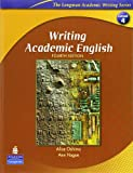 Writing Academic English with Criterion Publisher's Version