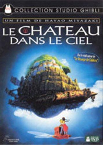Le château dans le ciel [Import belge]