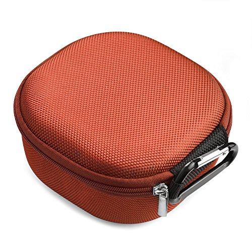 Bose SoundLink Micro-Lautsprechertasche, Schutzhülle für Bose Soundlink Micro Bluetooth Lautsprecher Case Orange Schwarz