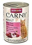 Animonda Carny Adult Mix2 – Katzenfutter, 12 x 400g - 4