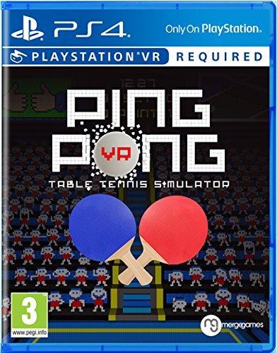 Ping Pong Tischtennis-Simulator PSVR - Playstation 4