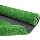 WENZHE Alfombra De Práctica Para Golf Estera Putting Césped Artificial Alta Calidad Suela De Goma 2 Metros De Ancho, Grosor 15mm ( Tamaño : 2*1m )